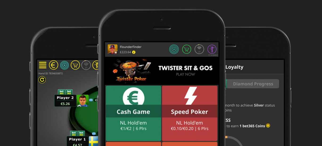 Bet365 mobile est votre app à gagner